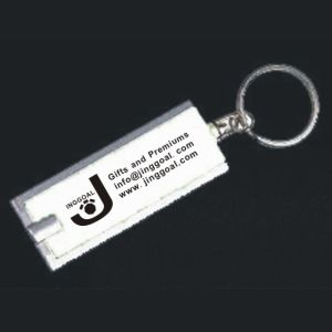 LED Keyring Flashlight pictures & photos