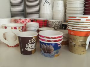 2015 Intelligent Design Paper Cup Handle Machine pictures & photos