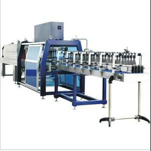 Wd-450A Shrink Colour Film Wrapping Machine for Bottles pictures & photos