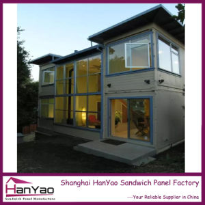 High Quality Customized Luxury Container House Living Home pictures & photos