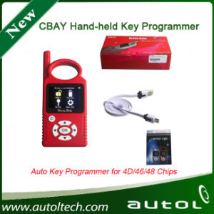 Cbay Jmd Handy Baby Car Key Copy Auto Key Programmer for 4D/46/48 Chips pictures & photos