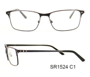 Rivet Design Latest Style Metal Eyewear Ready Goods pictures & photos