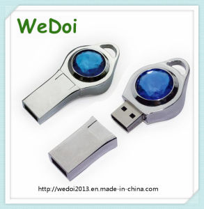 Jewelry USB Pen Drive with High Quality (WY-D14) pictures & photos