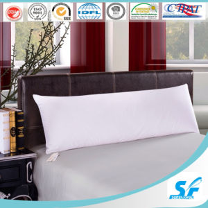 Hotel Use 3D Hollow Fiber Filling Body Pillow pictures & photos