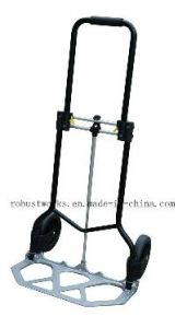 Heavy Duty Folding Hand Truck (HT022AP-1) pictures & photos