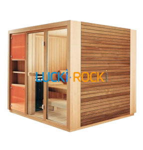 2016 Traditiona Homeuse Sauna Room Portable Sauna (accept The  Customization) For 3 People (