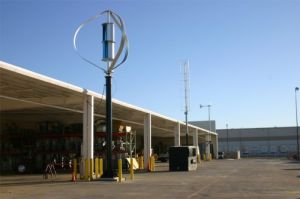 Wind Solar Hybrid System for Electric Car Charging Station pictures & photos