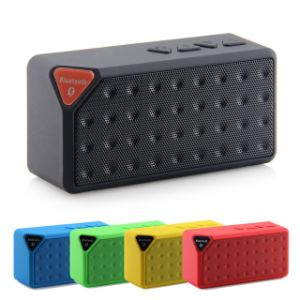 Bluetooth Speaker Portable Wireless Handsfree TF FM Radio Built in Mic MP3 Speaker