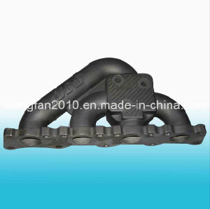 High Temperature Alloy Casting Exhaust Manifold (JBS01/02)
