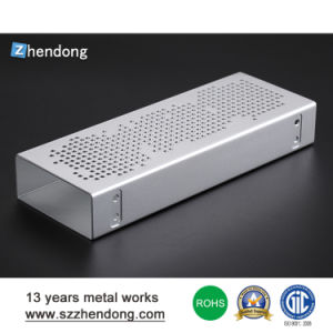High Quality Aluminum Extrusion Enclosure Aluminum PCB Enclosure