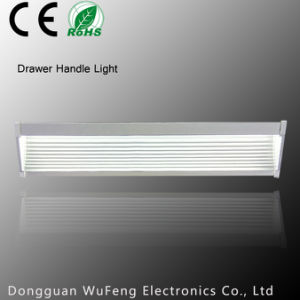 12V Aluminum LED Drawer Handle Light, LED Cabinet Light