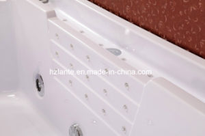 Ce Approved Two Person Massage SPA Bathtub (TLP-677) pictures & photos