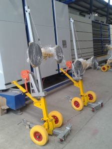 150kgs Manual Glass Vacuum Lifter pictures & photos