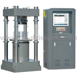 TBTCTM-3000ASI Compression Testing Machine with PC&Servo Control pictures & photos