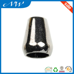 Metal Zinc Alloy Cord End for Garments