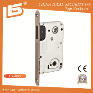 High Security Magnetic Mortise Lock Body (CX9050B) pictures & photos