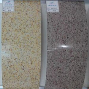 Building Material Marble Stone Coated Aluminum Sheet pictures & photos
