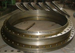 Wind Tower Ring Forging Flange pictures & photos