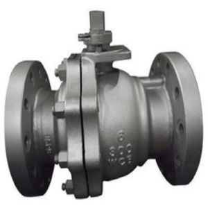Stainless Steel Casting Flanged Casting Globe Solenoid Valve pictures & photos