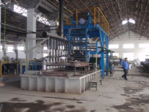 Steel Wire Zn-Al Galfan Galvanizing Equipment Supplier pictures & photos