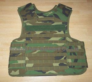 Bulletproof Vest/Anti-Bullet Jacket/Bullet Proof Body Armor (HY-BA015) pictures & photos