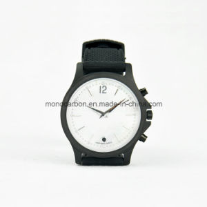 New Order China Supply Real Carbon Fiber Sport Watch Accessory