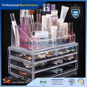 Custom Acrylic Makeup Organizer /5 Drawer Acrylic Makeup Organizer pictures & photos