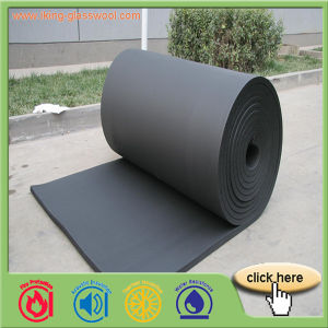 Rubber Foam Sheet for HVAC Heat Insulation pictures & photos