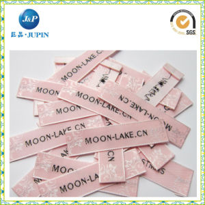 Beatiful Wholesale Customized Woven Clothing Labels for Clothing (JP-CL110) pictures & photos