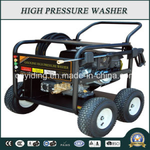 3600psi Gasoline Professional Heavy Duty Commercial High Pressure Washer (HPW-QK1400KRE-2) pictures & photos
