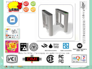 High Quality Automatic Barrier&Turnstile with Ce Approval