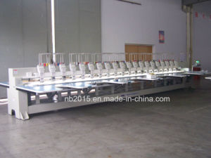 606/618/620 Flat Embroidery Machine