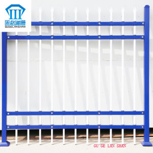 High Quality Wrought Zinc Steel Fence 032 pictures & photos