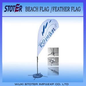 Custom Wholesale Advertising Teardrop Flag