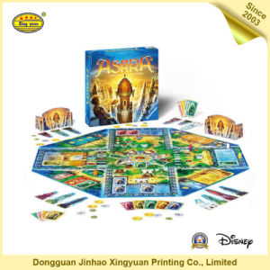 Asara Board Game Design