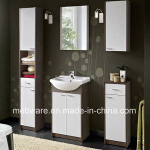Small MDF Bathroom Cabinet Germany Style