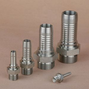 Bsp Male Double Use for 60o Cone Seat or Bonded Seal- 12611A Hose Fitting Fitting pictures & photos