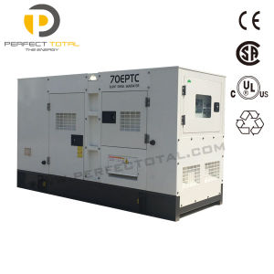 Powergen Industrial Purpose Sound Proof Prime Rating 200kw Standby Diesel Generator
