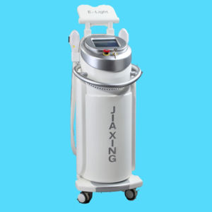 Professional Beauty Equipment Hair Removal Multifactional Elight IPL RF