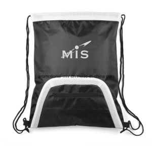 Drawstring Logo Bags for Promotion pictures & photos