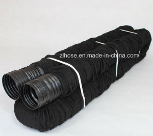 Flexible Perforated Drain Pipe with Sock (100mm X 16m) pictures & photos