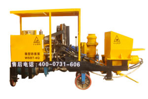 Whbt-4q Micro Slurry and Concrete Pump