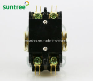 Cjx9 Air Conditioning Magnetic Contactor Air Conditioner Contactor pictures & photos