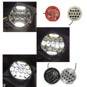 7inch DRL Motorcycle LED Driving Light for Jeep Offroad