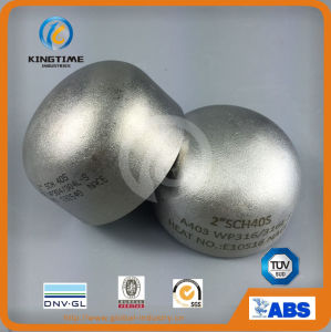 ASME B16.9 Stainless Steel Wp316/316L Cap (KT0324) pictures & photos