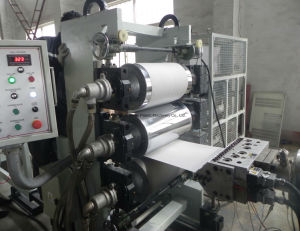 PVC Edgeband Extrusion Machine (SJSZ-80/156) pictures & photos