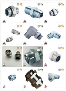 Manufacturer Hydraulic Fitting and Adapter pictures & photos