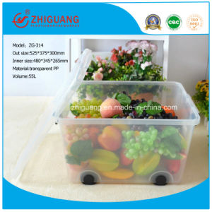 Materials Top Quality Portable Plastic Storage Box/Finishing Box pictures & photos
