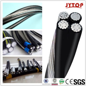 Triplex Overhead Aerial Bundled Aluminum Cables Urd Wire for AAC/ AAAC/ACSR Cable pictures & photos