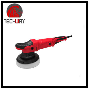 580W High Quality Variable Speed Electric Mini Polisher Dual Action Car Polisher pictures & photos